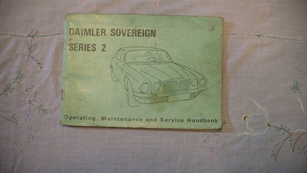 1974 Daimler Sovereign For Sale (picture 229 of 241)