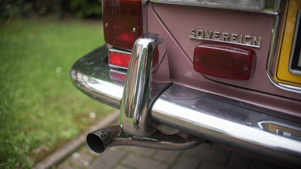 1974 Daimler Sovereign For Sale (picture 37 of 241)