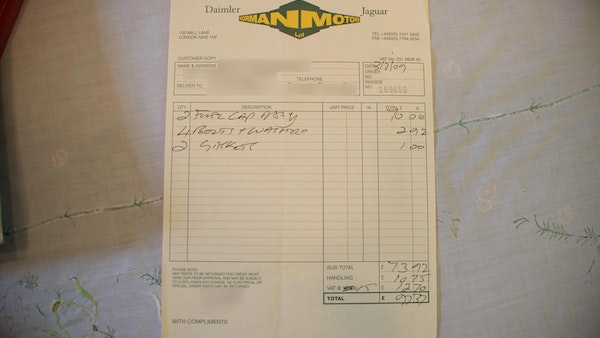 1974 Daimler Sovereign For Sale (picture 182 of 241)