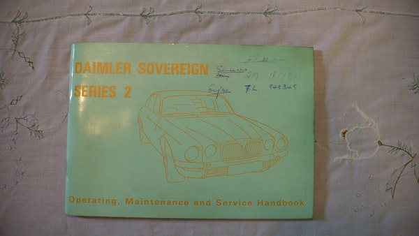 1974 Daimler Sovereign For Sale (picture 236 of 241)