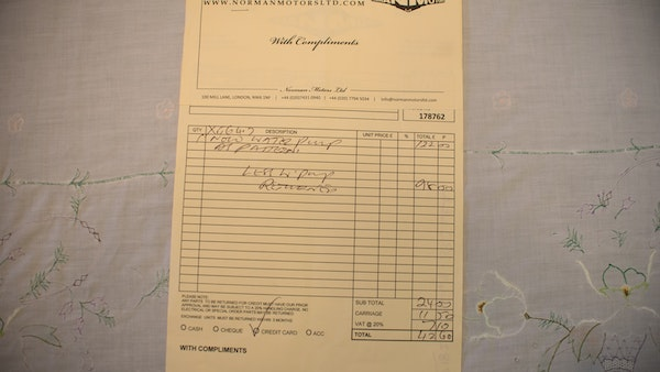 1974 Daimler Sovereign For Sale (picture 217 of 241)