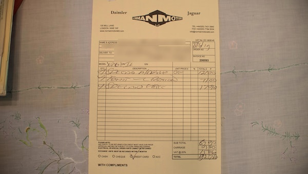1974 Daimler Sovereign For Sale (picture 203 of 241)