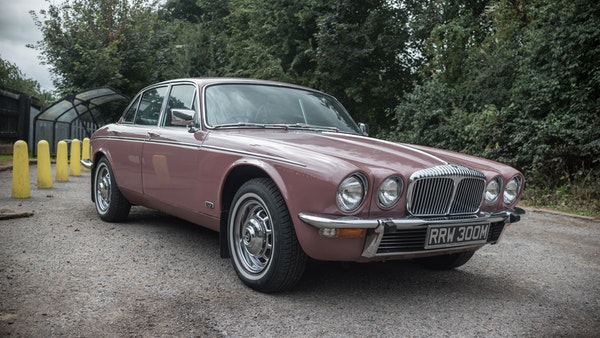 1974 Daimler Sovereign For Sale (picture 1 of 241)
