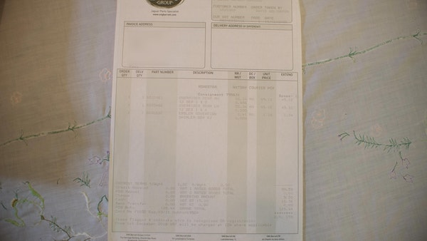 1974 Daimler Sovereign For Sale (picture 188 of 241)