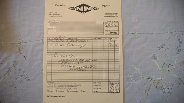 1974 Daimler Sovereign For Sale (picture 226 of 241)