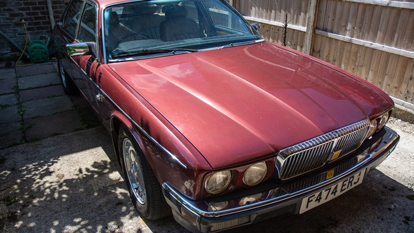 NO RESERVE! 1988 Daimler Sovereign 3.6 For Sale (picture 11 of 154)