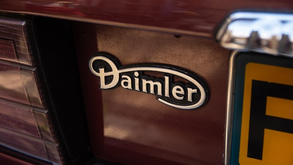 NO RESERVE! 1988 Daimler Sovereign 3.6 For Sale (picture 83 of 154)