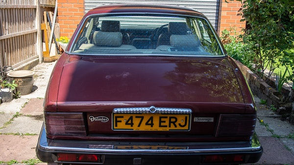 NO RESERVE! 1988 Daimler Sovereign 3.6 For Sale (picture 9 of 154)