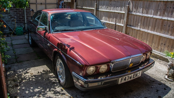NO RESERVE! 1988 Daimler Sovereign 3.6 For Sale (picture 1 of 154)