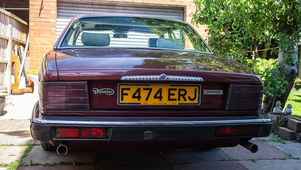 NO RESERVE! 1988 Daimler Sovereign 3.6 For Sale (picture 7 of 154)