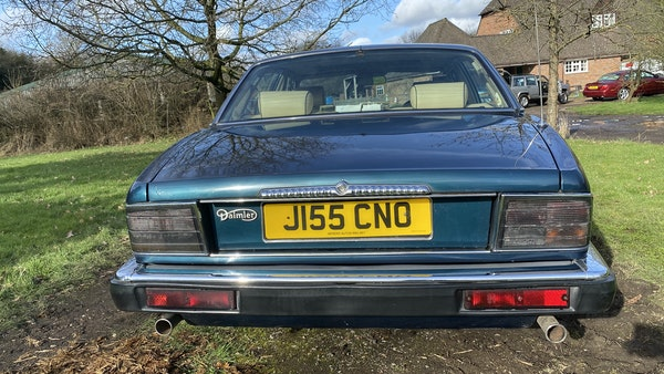 1991 Daimler Sovereign 4.0l For Sale (picture 15 of 264)