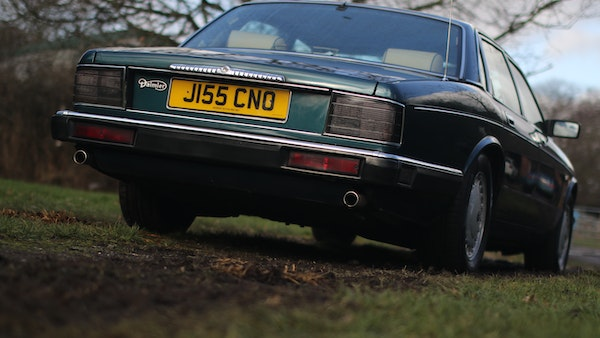 1991 Daimler Sovereign 4.0l For Sale (picture 7 of 264)