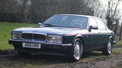 RESERVE REMOVED - 1991 Daimler Sovereign 4.0l