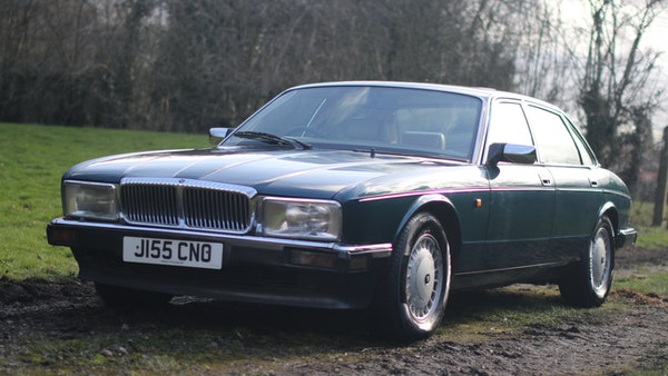1991 Daimler Sovereign 4.0l For Sale (picture 1 of 264)
