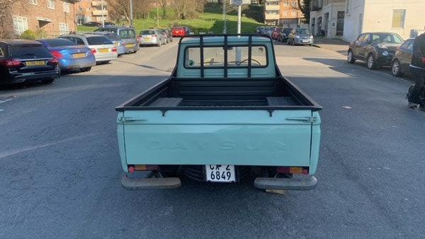 1966 Datsun 520 Truck For Sale (picture 7 of 15)