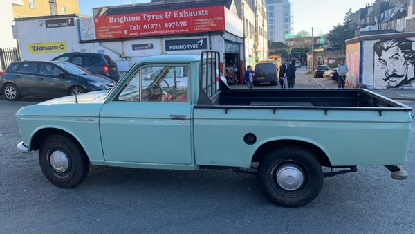 1966 Datsun 520 Truck For Sale (picture 5 of 15)