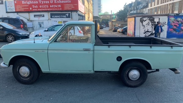 1966 Datsun 520 Truck For Sale (picture 6 of 15)