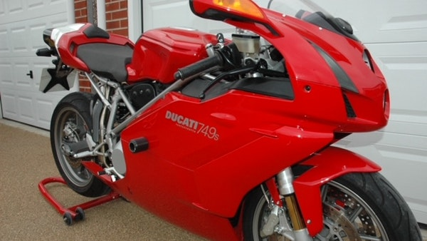 2003 Ducati 749S For Sale (picture 4 of 29)