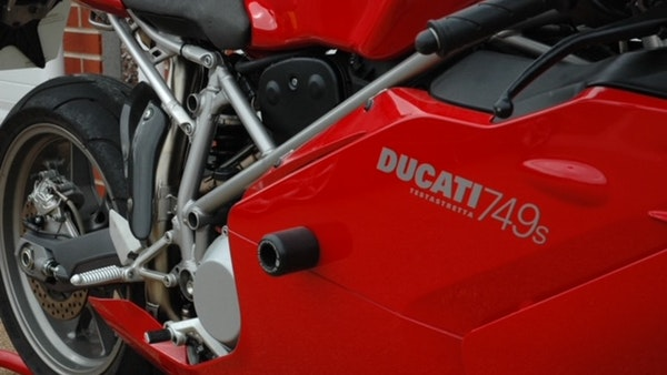 2003 Ducati 749S For Sale (picture 27 of 29)