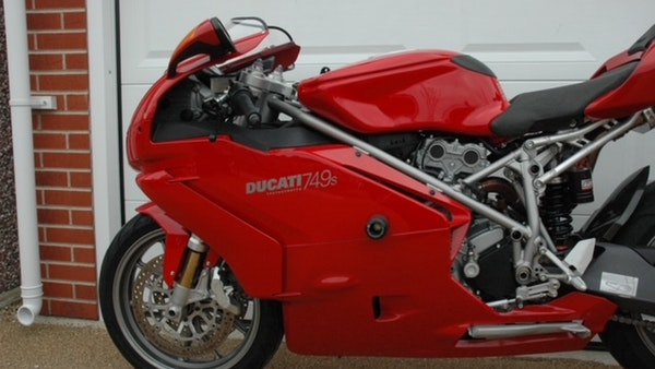 2003 Ducati 749S For Sale (picture 5 of 29)