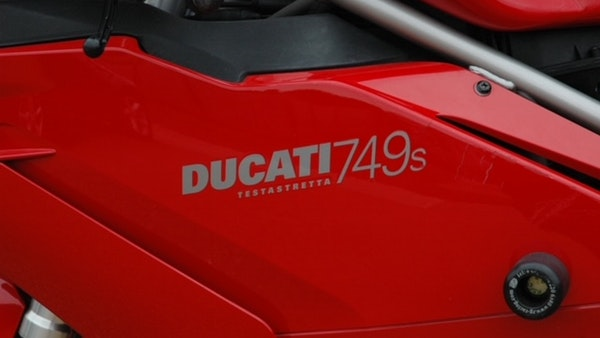 2003 Ducati 749S For Sale (picture 22 of 29)