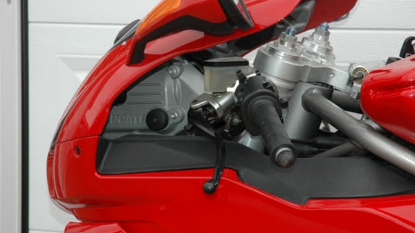 2003 Ducati 749S For Sale (picture 17 of 29)