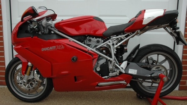 2003 Ducati 749S For Sale (picture 3 of 29)