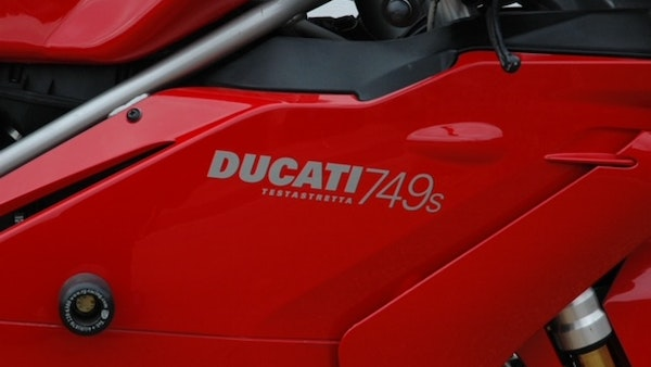 2003 Ducati 749S For Sale (picture 23 of 29)