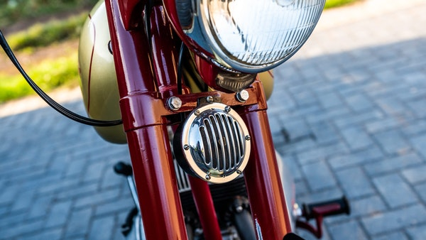 1955 Excelsior Talisman 250cc For Sale (picture 19 of 92)