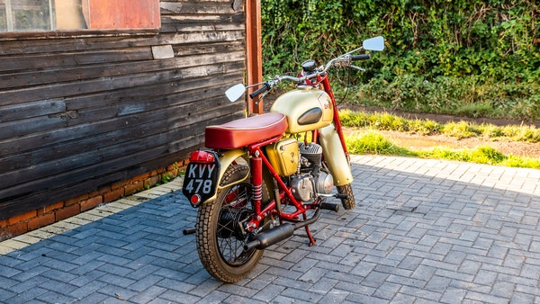 1955 Excelsior Talisman 250cc For Sale (picture 8 of 92)
