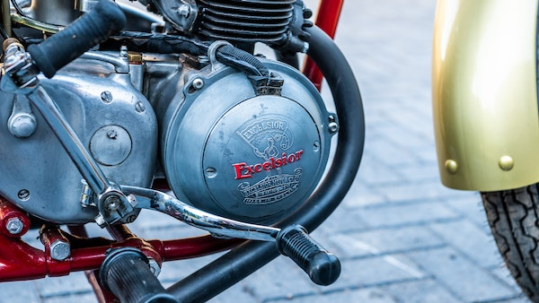 1955 Excelsior Talisman 250cc For Sale (picture 33 of 92)