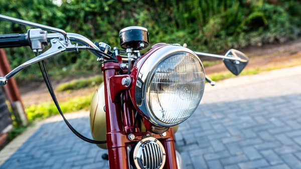 1955 Excelsior Talisman 250cc For Sale (picture 20 of 92)