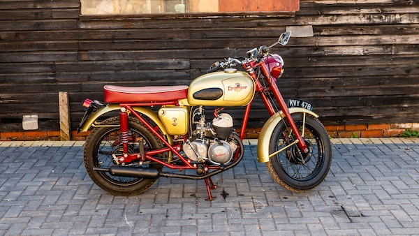 1955 Excelsior Talisman 250cc For Sale (picture 6 of 92)