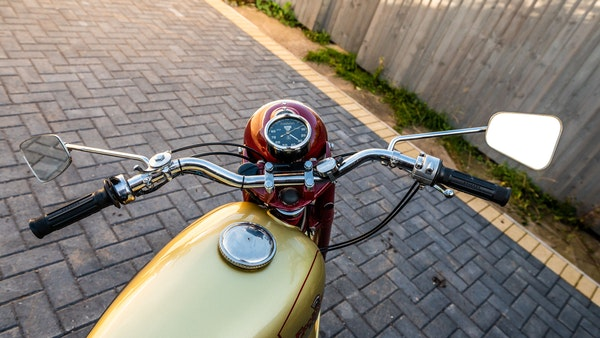 1955 Excelsior Talisman 250cc For Sale (picture 59 of 92)
