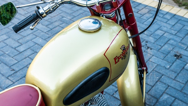 1955 Excelsior Talisman 250cc For Sale (picture 40 of 92)