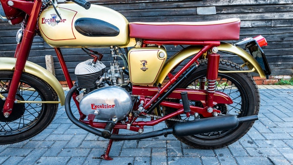 1955 Excelsior Talisman 250cc For Sale (picture 80 of 92)