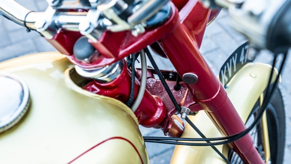 1955 Excelsior Talisman 250cc For Sale (picture 41 of 92)