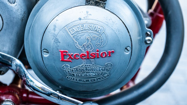1955 Excelsior Talisman 250cc For Sale (picture 55 of 92)