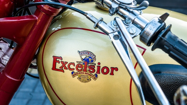 1955 Excelsior Talisman 250cc For Sale (picture 36 of 92)
