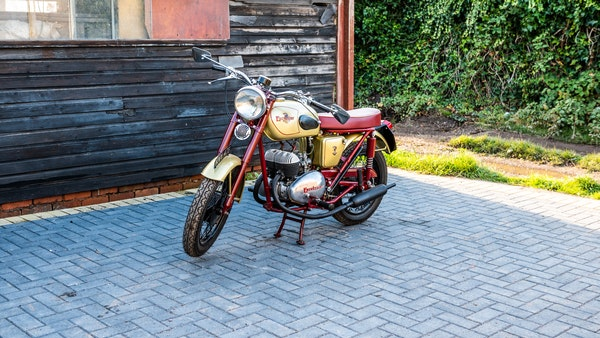 1955 Excelsior Talisman 250cc For Sale (picture 13 of 92)