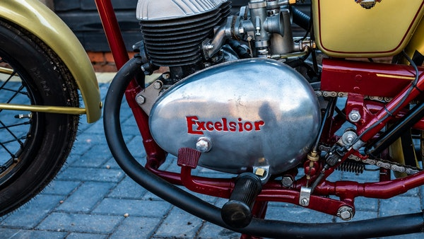 1955 Excelsior Talisman 250cc For Sale (picture 81 of 92)