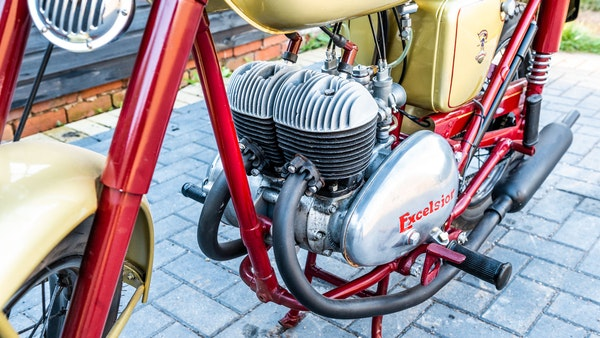 1955 Excelsior Talisman 250cc For Sale (picture 75 of 92)