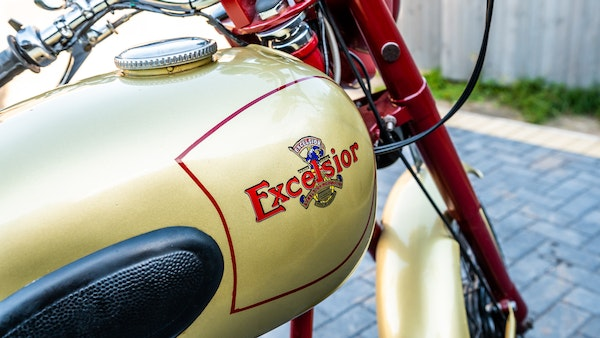 1955 Excelsior Talisman 250cc For Sale (picture 31 of 92)