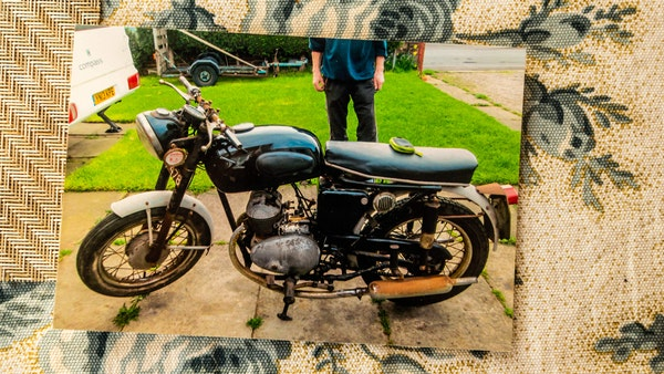1955 Excelsior Talisman 250cc For Sale (picture 90 of 92)