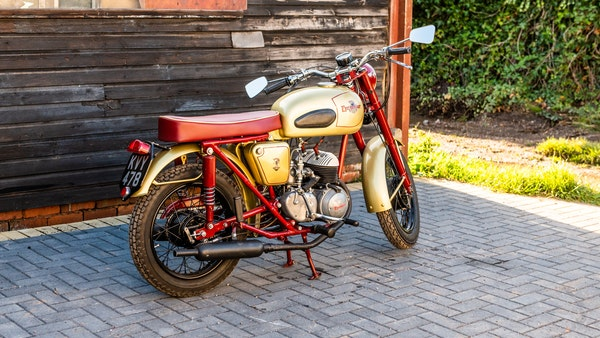 1955 Excelsior Talisman 250cc For Sale (picture 7 of 92)