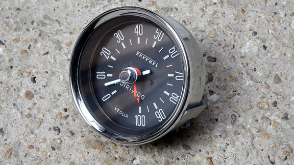 Ferrari 250 GTO Tachometer For Sale (picture 1 of 6)