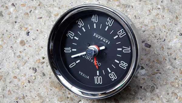 Ferrari 250 GTO Tachometer For Sale (picture 3 of 6)