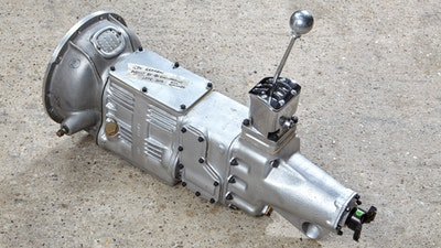 Reproduction Ferrari 250 GTO Gearbox