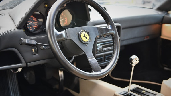 RESERVE LOWERED - 1988 Ferrari 328 GTB LHD For Sale (picture 24 of 106)