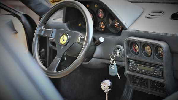 RESERVE LOWERED - 1988 Ferrari 328 GTB LHD For Sale (picture 31 of 106)